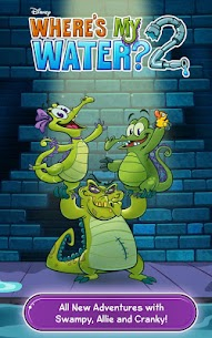 Where's My Water? 2 MOD (Unlocked All Levels) 4