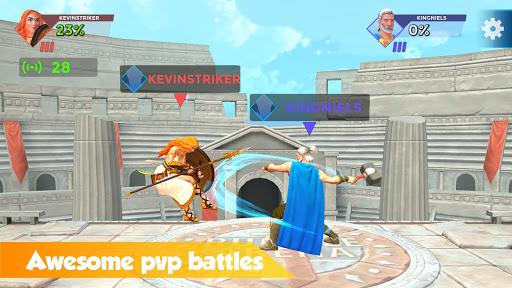 Rumble Arena - Super Smash Legends apkmartins screenshots 1