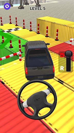 Driving Car 3D  screenshots 2