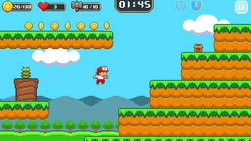 Super Jim Jump - pixel 3d 3.6.5026 screenshots 8