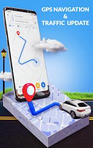 GPS Live Navigation, Maps Traffic Alerts Carpool 4