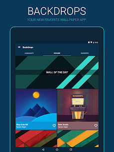 Backdrops – Wallpapers (MOD, Premium) v4.4 9