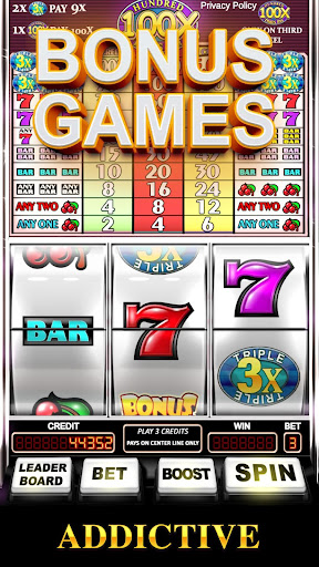 Slot Machine: Triple Hundred Times Pay Free Slot  screenshots 6