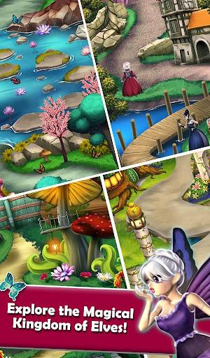 Mahjong Magic Worlds: Journey of the Wood Elves 1.0.73 screenshots 7