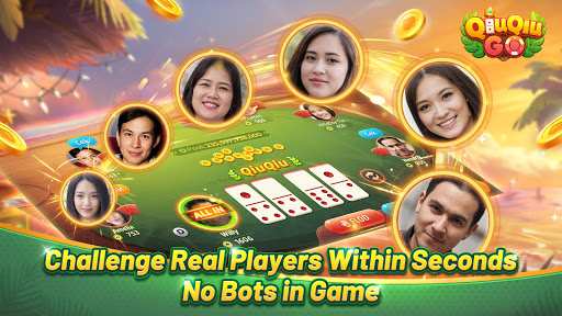 QiuQiu Go-Domino QiuQiu Online Tournament  screenshots 2