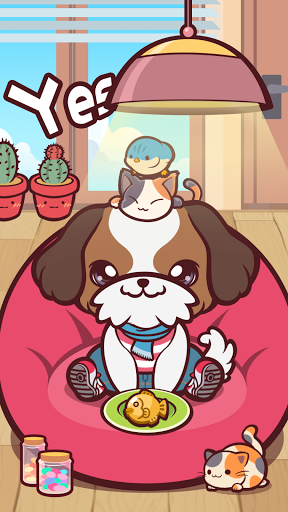 Puppy Story : Doggy Dress Up Game  screenshots 4