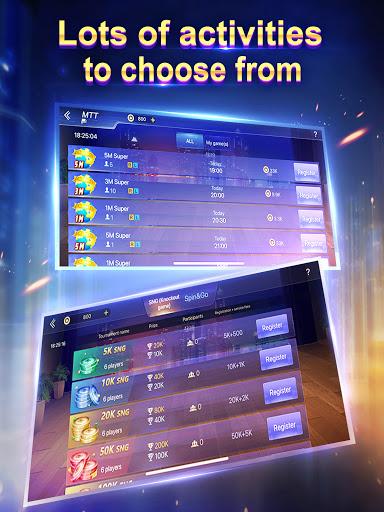 Texas Poker English (Boyaa) 6.0.0 screenshots 9