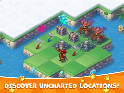 ud83cudf53The Mergest Kingdom: Magic Realm screenshots 17