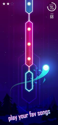 Code Triche Magic Dot - Dancing Line (Astuce) APK MOD screenshots 3