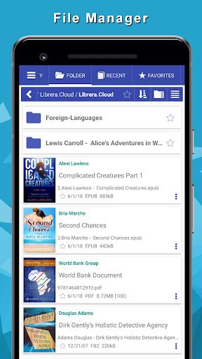 EPUB Reader for all books you love  Screenshots 2