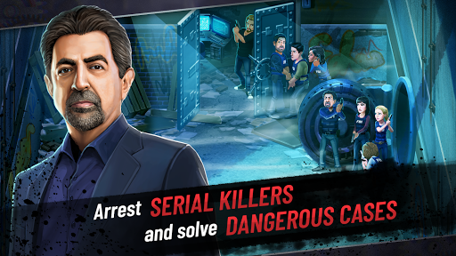 Criminal Minds: The Mobile Game  screenshots 2