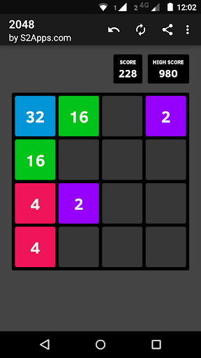 2048 4.2.18 Screenshots 4