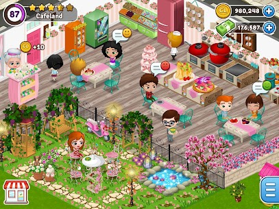 Cafeland Apk indir Güncel 2021** 3