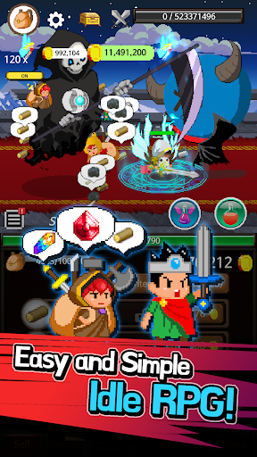 Extreme Job Knight's Assistant!  screenshots 9