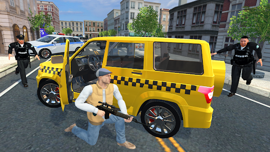 Real Gangster Simulator Grand City Mod Apk (Unlimited Money) 8
