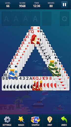Solitaire Puzzlejoy - Solitaire Games Free 1.1.0 screenshots 8