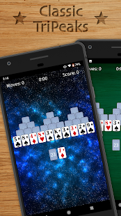 TriPeaks Solitaire Free - Classic Card Game