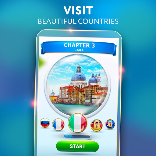 Magic Word - Find & Connect Words from Letters  screenshots 10