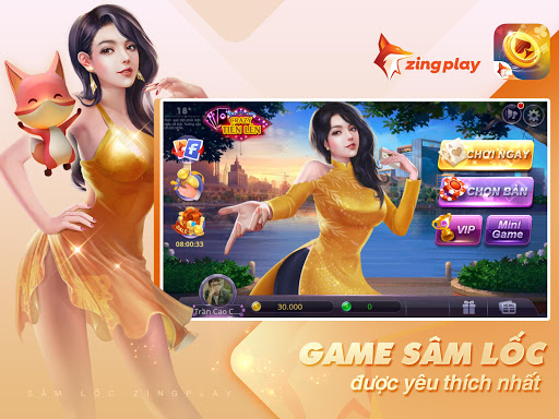 Crazy Tiu1ebfn Lu00ean - Su00e2m Lu1ed1c - ZingPlay screenshots 11