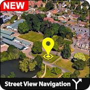 GPS Map, Live Street View: Navigation & Direction