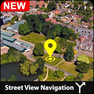 Imágen 1 de vivir tierra calle ver mapa & ruta navegación para android