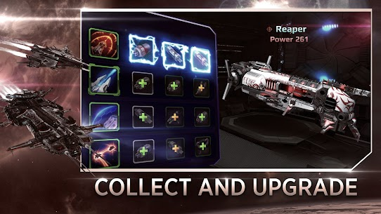 Star Conflict Heroes 3D RPG Online Mod Apk (Unlimited Money) 6