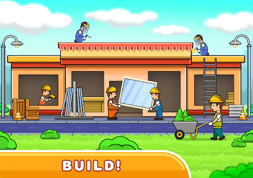 Car games for kids: building and hill racing 0.1.9 screenshots 15