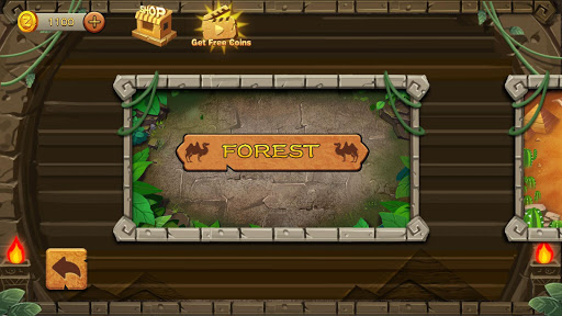 Jungle Marble Blast  screenshots 13