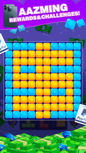 Block Puzzle: Lucky Game apkpoly screenshots 1