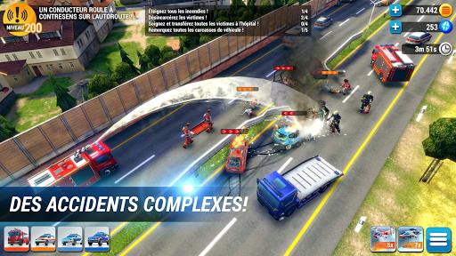 Télécharger EMERGENCY HQ - Jeu de stratégie sauvetage gratuit  APK MOD (Astuce) screenshots 2