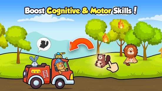 Toddler Games for 2, 3 year old kids - Ads Free 2.1 Screenshots 2