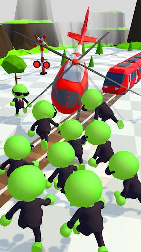 Train vs Zombies 3D .5 screenshots 2