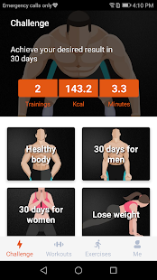 Home Workout - Fitness & Lose Weight