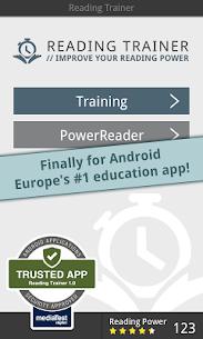 Reading Trainer 1