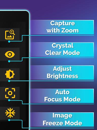 Magnifying Glass + Flashlight 1.9.2 Screenshots 15