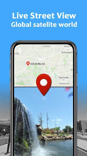 Street View Live Map 2020 - Satellite World Map 2.0 Screenshots 2