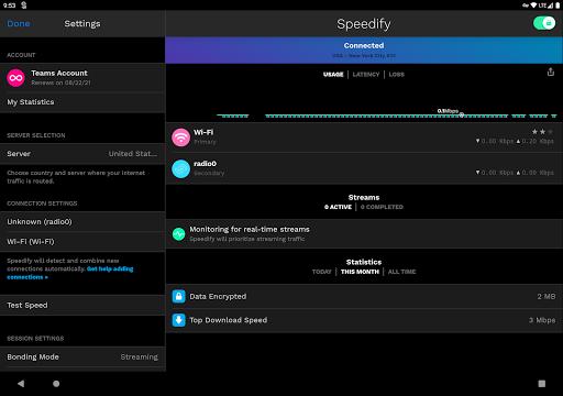 Speedify - The VPN for Live Streaming apktram screenshots 6
