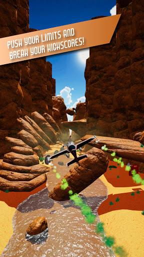 Danger Darrel - Endless Airplane Action Adventure  screenshots 1