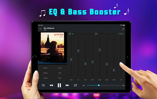 Equalizer Music Player and Video Player 3.0.1 Screenshots 10