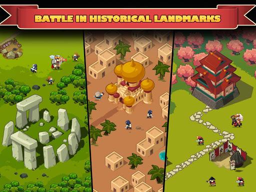 Knights and Glory - Tactical Battle Simulator 1.8.5 screenshots 13
