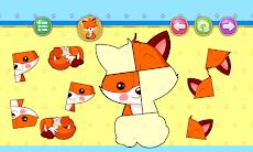 子供のためのパズル Puzzle for childrenのおすすめ画像1