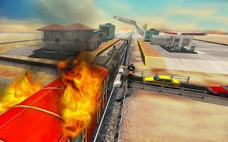 Oil Train Simulator Games