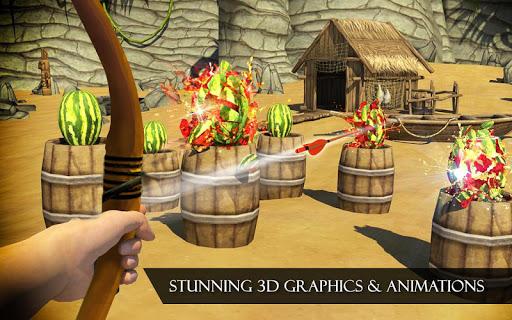 Watermelon Archery Shooter 4.8 Screenshots 11