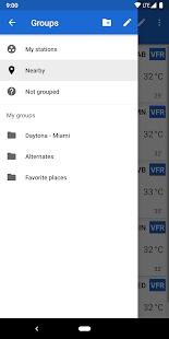 Avia Weather - METAR & TAF 2.12.6 Screenshots 5