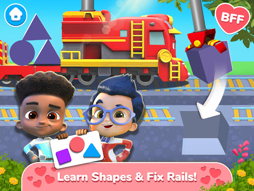 Mighty Express - Play & Learn with Train Friends 1.2.8 screenshots 24