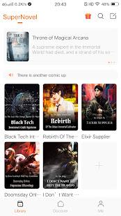 SuperRoman-freies Lesen von Belletristik und Romanen