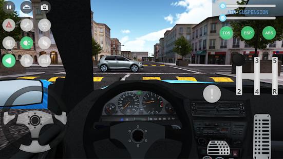 E30 Drift and Modified Simulator apk