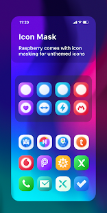 Raspberry Icon Pack Screenshot