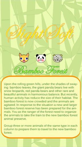 bamboo forest screenshot 1