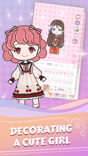 Vivi Doll - Dress Up Games 1.0.7 screenshots 3